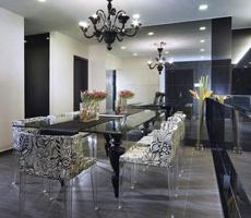 Marble Living Room Ideas