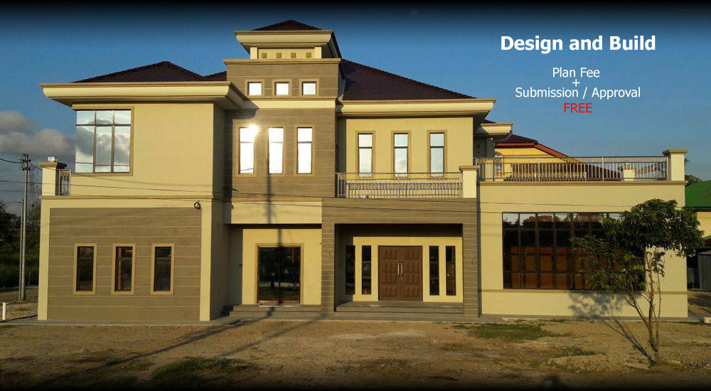 Brunei House and Building Construction/Contractor, Property ... on house design in uae, house design in thailand, house design in usa, house design in malaysia,